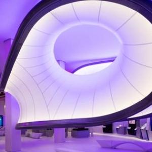 تصویر - افتتاح موزه علوم ریاضیات انگلستان با طراحی معماران زاها حدید - معماری
