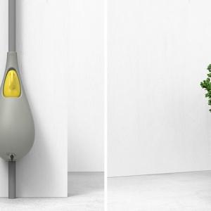 تصویر - طراحی ظرف مخصوص جمع آوری آب باران - معماری