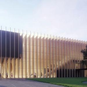 عکس - باز طراحی  موزه جدید هنر تمپره  در فنلاند