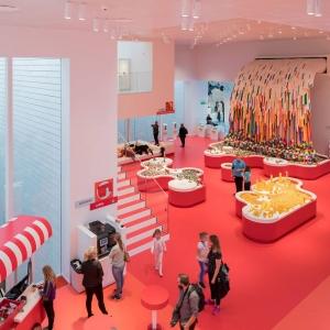 تصویر - نگاهی به LEGO House یا خانه لگو در دانمارک - معماری