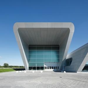 عکس - مرکز آزمایشگاهی شرکت بلبرینگ سازی SKF , اثر معماران Tchoban Voss , آلمان