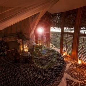 تصویر - خوابیدن در آشیانه پرنده در کنیا - معماری