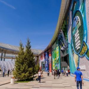 تصویر - آستانه هم تاریخی میشود؟  میراث اکسپو 2017 قزاقستان در یک چشمانداز جهانی - معماری