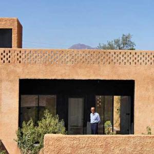 تصویر - محتوای معاصر در ایدهپردازی یک خانه باغ روستایی - معماری