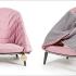 عکس - صندلی راحتی که می توانید آن را به دور خود بپیچید.