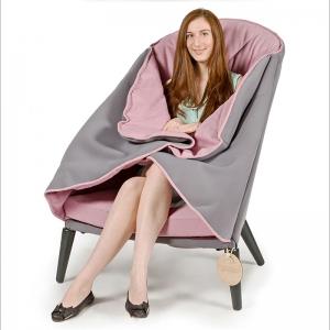 تصویر - صندلی راحتی که می توانید آن را به دور خود بپیچید. - معماری