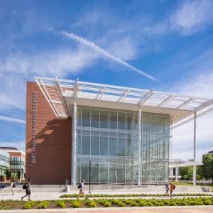 تصویر - مرکز نوآوری Watt Family ، اثر تیم طراحی معماران Perkins و Will ، کارولینا شمالی - معماری