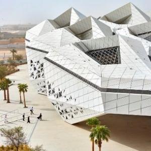 تصویر - رونمایی پروژهای دیگر از معماران زاها حدید در خاورمیانه - معماری