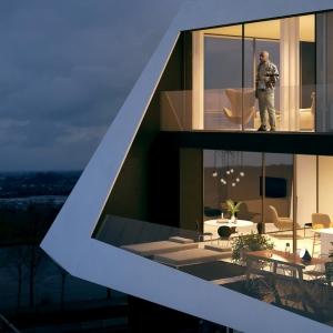 تصویر - برگزیده رقابت طراحی برج های مسکونی هلند , معماران Peter Pichler Architecture , هلند - معماری