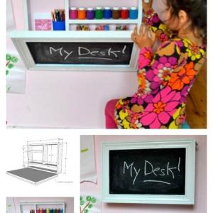 تصویر - برای ساماندهی لوازم مدرسه کودکان چه کنیم؟ - معماری