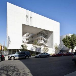 تصویر - یک طرح اسکان افراد ناتوان جسمی برگزیده جایزه  - معماری