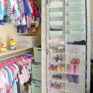 تصویر - راهکارهایی برای مرتب کردن کمد و کشوی لباس کودکان - معماری