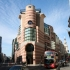 عکس - نماد معماری پست مدرن بریتانیا بازسازی شد