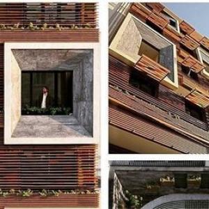 تصویر - جایزه معمار خاورمیانه ۲۰۱۷ به  اُرسیخانه از ایران تعلق گرفت - معماری