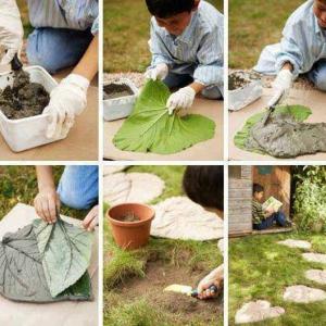 تصویر - ایجاد مسیری دوست داشتنی در باغ یا باغچه - معماری