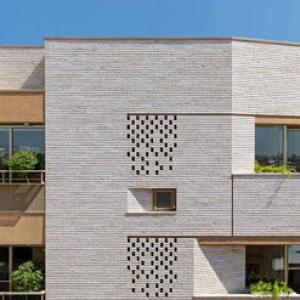 تصویر - عرصههای عمومی و خصوصی در پروژه ملک - معماری