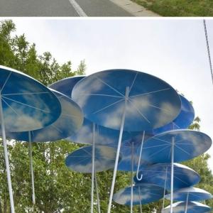 تصویر - ایده های خلاقانه در طراحی مبلمان شهری -ایستگاه اتوبوس شهری - معماری