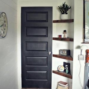 تصویر - چطور از فضای اتاق خواب ،استفاده بهینه کنیم؟ - معماری