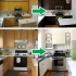 عکس - نمونه های جالب توجه از قبل و بعد از بازسازی آشپزخانه