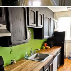 تصویر - نمونه های جالب توجه از قبل و بعد از بازسازی آشپزخانه - معماری