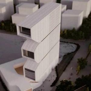 تصویر - پیوستگی و فضای سیال در مجموعه آفرینش شیراز - معماری