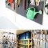 عکس - 34 روش ساده و کارآمد برای سازماندهی ابزارها در فضای داخلی گاراژ