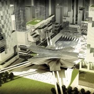 تصویر - طرح جامع  جاکارتا برنده جایزه جشنواره جهانی معماری شد - معماری