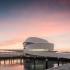 عکس - ترمینال کشتی های تفریحی بندر Matosinhos , اثر معماران Luís Pedro Silva Arquitecto ، پرتغال