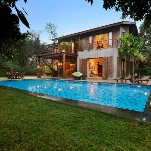 تصویر - ساختمان مسکونی Mango House , اثر معماران Studio PKA , هندوستان - معماری