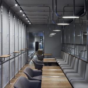 تصویر - کافه JETLAG , اثر معماران Mimosa architekti , جمهوری چک - معماری