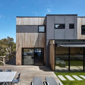 تصویر - ویلا ساحلی Blairgowrie , اثر تیم طراحی  DX Architects , استرالیا - معماری