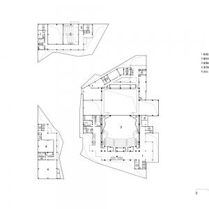 تصویر - مرکز فرهنگی و هنری Bishan , اثر تیم طراحی معماری TANGHUAو همکاران , چین - معماری