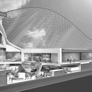 تصویر - مرکز خرید Chadstone , اثر تیم طراحی CallisonRTKL و The Buchan , استرالیا - معماری