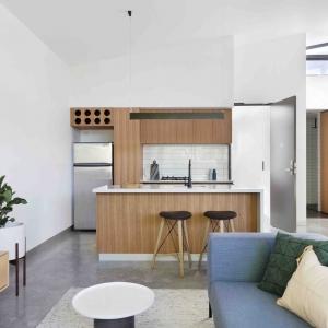 تصویر - آپارتمان Richmond six-pack , اثر استودیو طراحی MUSK Architecture Studio , استرالیا - معماری