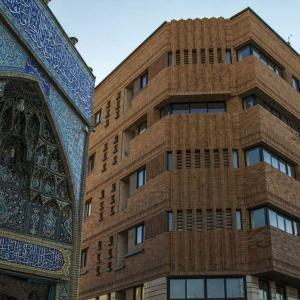 تصویر - آرایههای معماری اسلامی در پروژۀ طاها - معماری
