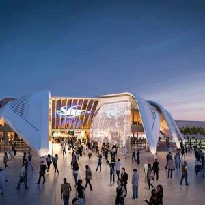 تصویر - رونمایی طرح  سانتیاگو کالاتروا  برای پاویون امارات در اکسپو 2020 دوبی - معماری