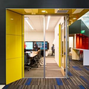 تصویر - طراحی داخلی دفتر مایکروسافت در سانفرانسیسکو - معماری