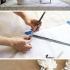 عکس - 20 ایده کم هزینه برای ساخت پادری های زیبا در خانه (قسمت دوم)