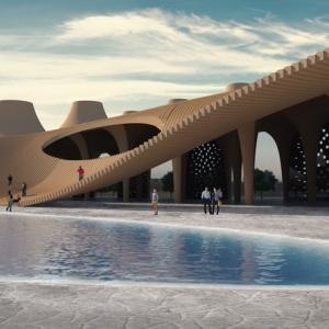 تصویر - ترجمهای از  زوروفیک  در یک پروژه معماری ایرانی - معماری