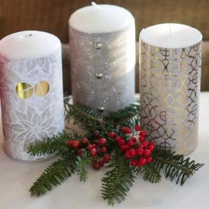 تصویر - ۳۲ ایده شمع آرایی برای رویایی و صمیمی تر کردن فضای خانه - معماری