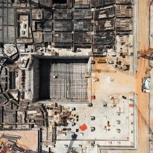 عکس - دیدپرنده به مرکز فرهنگی Stavros Niarchos، اثر رنزو پیانو