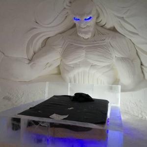 تصویر - هتل یخی در فنلاند با تم سریال Game Of Thrones - معماری