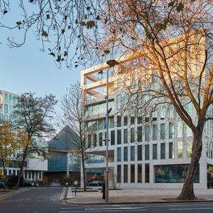 تصویر - استقبال عمومی از طرح توسعه موزه طراحی لندن - معماری