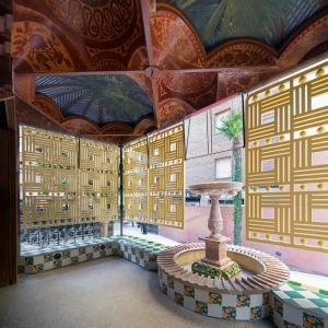 تصویر - بازسازی بزرگ اولین اثر  آنتونیو گائودی  به اتمام رسید - معماری