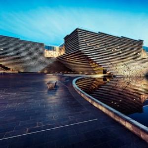 تصویر -  ویکتوریا و آلبرت داندی ؛ نقطه عطفی در طراحی موزههای هنری - معماری