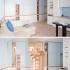 عکس - طراحی متفاوت آپارتمانی کوچک در Liguria ایتالیا