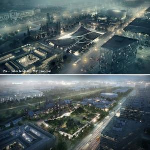 تصویر - طرح توسعه 2 میلیارد دلاری موزه اسمیتسونیان نهایی شد - معماری