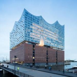 عکس - کنسرت هارمونیک هامبورگ، مهمترین رویداد معماری سال در حوزه ساختمانهای شهری