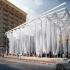 عکس - طراحی پاویون تعاملی شهری در دوبی