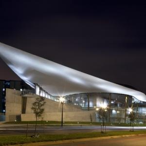 عکس - سالن تئاتر Arena Stage , اثر تیم طراحی Bing Thom Architects , آمریکا